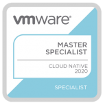 vmware cloud native master