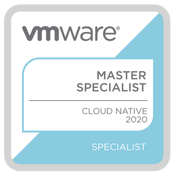vmware cloud native master